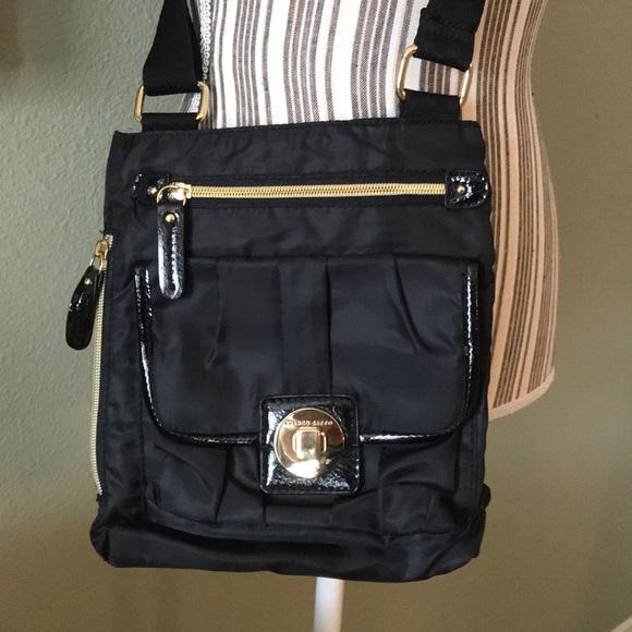 Franco Sarto Handbags - Franco Sarto cross body bag, black